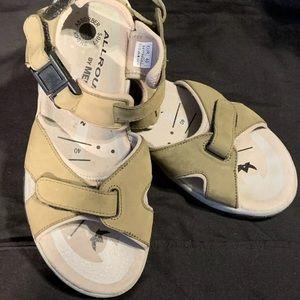 Mephisto Allrounder Sports Sandal size 40/US 10